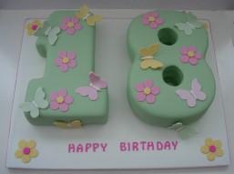 18th Birthday Cakes By Fun